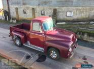1953 Ford Other Pickups f100 for Sale