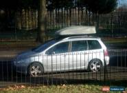 Peugeot 307 SW 2.0 HDi 110 BHP silver panoramic roof A/C 2002 Diesel 7 seater for Sale