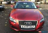 Classic 2009 AUDI A3 SE 138 TDI AUTO, CLIMATE, ALLOYS,FABULOUS EXAMPLE *SPARES OR REPAIR for Sale