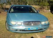 02 Rover 75 CONNOISSEUR Suitable for parts or Restoration. MAKE ME AN OFFER. for Sale