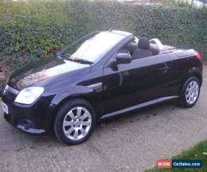Classic 2006 VAUXHALL TIGRA TWINPORT BLACK LONG MOT NO RESERVE for Sale