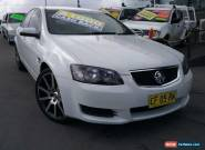 2011 Holden Commodore VE II MY12 Omega White Automatic 6sp A Sedan for Sale