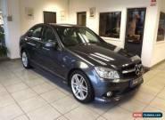 2010 Mercedes-Benz C Class 2.1 C200 CDI BlueEFFICIENCY Sport 4dr for Sale