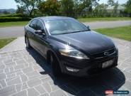 Grey Ford Mondeo 2012 Turbo Diesel  for Sale