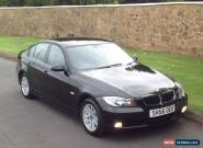 BMW 3 SERIES SALOON 318i SE 4dr Metallic BLACK for Sale