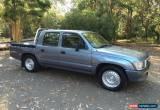 Classic 1999 Toyota Hilux Dual Cab 2.7L  for Sale