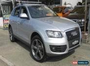 2011 Audi Q5 8R MY11 2.0 TFSI Quattro Silver Automatic 7sp A Wagon for Sale