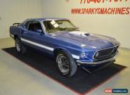 1969 Ford Mustang 2 Door Fastback for Sale