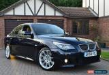 Classic 2008 BMW 5 Series 3.0 535d M Sport 4dr for Sale