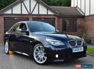 2008 BMW 5 Series 3.0 535d M Sport 4dr for Sale