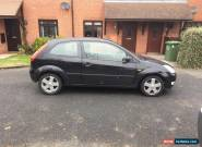 FORD FIESTA FLAME 1.4 3DR BLACK   04 for Sale
