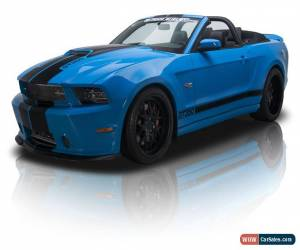 Classic 2013 Ford Mustang GT Convertible 2-Door for Sale
