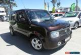 Classic 2007 Nissan Cube BZ11 Plum Automatic 4sp A Wagon for Sale