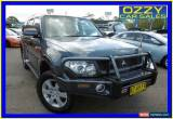 Classic 2008 Mitsubishi Pajero NS VR-X LWB (4x4) Grey Manual 5sp M Wagon for Sale