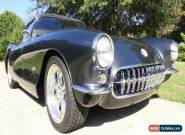 1957 Chevrolet Corvette Convertible LS-2 for Sale