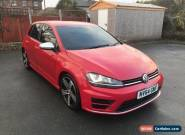 2014-64 VOLKSWAGEN GOLF R 2.0 TSI 4x4 5 DOOR **BIG SPEC*LEATHER** cat d, px swop for Sale