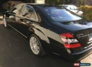 2007 Mercedes-Benz S-Class Base Sedan 4-Door for Sale