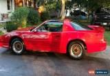 Classic 1990 Pontiac Trans Am for Sale