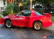 1990 Pontiac Trans Am for Sale