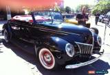 Classic 1939 Ford Other Convertible Coupe for Sale