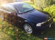 BMW 330 CI M Sport - 2002 135k MOT Auto  for Sale