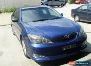 TOYOTA CAMRY AXURA 2003 AUTO AIR STEER OCTOBER 2017 REGISTRATION CHEAP for Sale