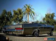 1966 Chevrolet Impala Base Convertible 2-Door for Sale