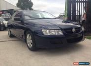 2006 Holden Commodore VZ MY06 Executive Blue Automatic 4sp A Sedan for Sale