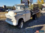 1957 Chevrolet Other Pickups dump truck for Sale