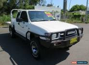 1998 Toyota Hilux RZN147R Workmate White Manual 5sp M Utility for Sale