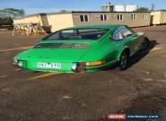 1972 Porsche 911T for Sale