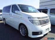 Nissan Elgrand E51 Highway Star Twin Sunroof + $100 Free Fuel for Sale