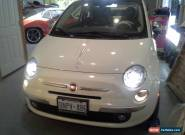 2012 Fiat 500 for Sale