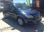 2010 Volkswagen Tiguan MY11 5N 103TDI Blue Automatic 7sp A Wagon for Sale