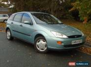 2000 FORD FOCUS 1.8 LX 5D 113 BHP for Sale