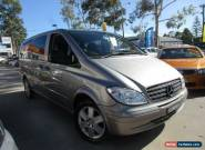 2008 Mercedes-Benz Vito 639 MY08 115CDI Gold Automatic 5sp A Wagon for Sale