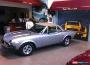 1980 Fiat Other 124 SPIDER 2000 for Sale