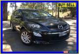 Classic 2011 Mazda CX-7 ER MY10 Classic (FWD) Black Automatic 5sp A Wagon for Sale