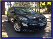 2011 Mazda CX-7 ER MY10 Classic (FWD) Black Automatic 5sp A Wagon for Sale