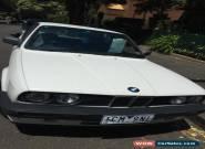 BMW 318i E30 for Sale