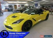 2016 Chevrolet Corvette Z51 Targa 2-Door for Sale