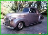 1940 Chevrolet Other 2 Door Convertible for Sale