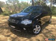 2006 Ford Territory SY Ghia (4x4) Black Automatic 6sp A Wagon for Sale