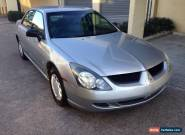 MITSUBISHI MAGNA TL ES SEDAN AUTO AIR STEER NOT DAMAGED for Sale