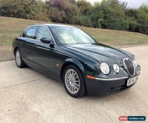 Classic Jaguar S-TYPE 3.0 V6 SE Automatic for Sale