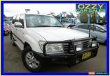 Classic 2006 Toyota Landcruiser HDJ100R Upgrade II GXL (4x4) White Automatic 5sp A for Sale