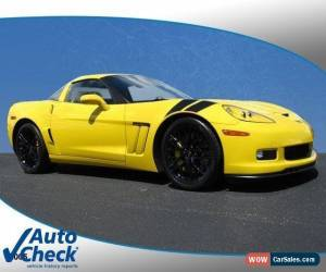 Classic 2012 Chevrolet Corvette Grand Sport Coupe 2-Door for Sale