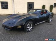 1981 Chevrolet Corvette 4 Speed for Sale