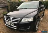 Classic 2006 VOLKSWAGEN TOUAREG ALTITUDE V6 TDI A BLACK for Sale