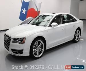 Classic 2013 Audi S8 for Sale